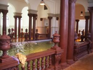 Indoor Soaking Tub